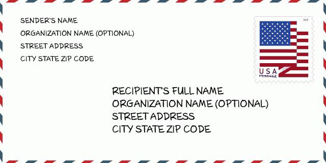 ZIP Code 89120 3050
